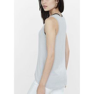 Express One Eleven Scoop Neck Muscle Tank